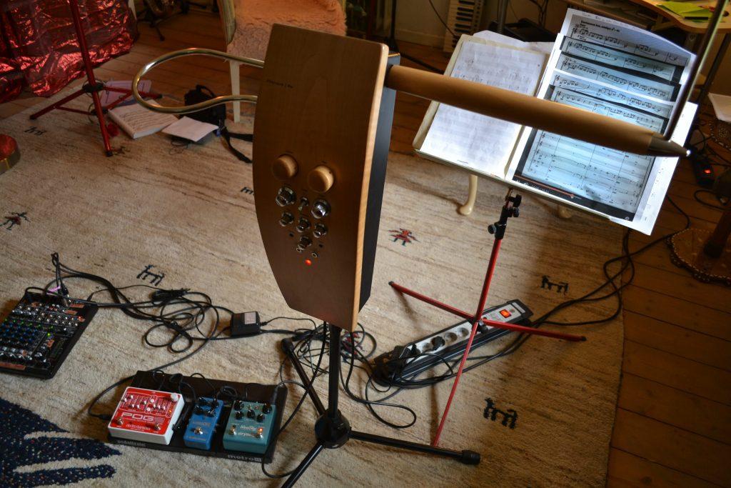 Theremin: Das Instrument, das Töne aus dem Nichts erzeugt