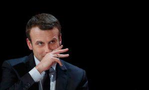 Von Frankreichs Staatspräsident Macron hält Trump auch nicht viel.
