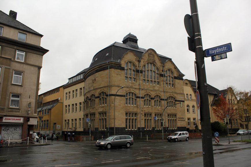 Nordstadt Helmholtz Gymnasium