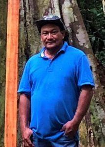 Adinaman Castro dos Santos möchte keine Monokulturen mehr anbauen. Er setzt auf den Agroforst.