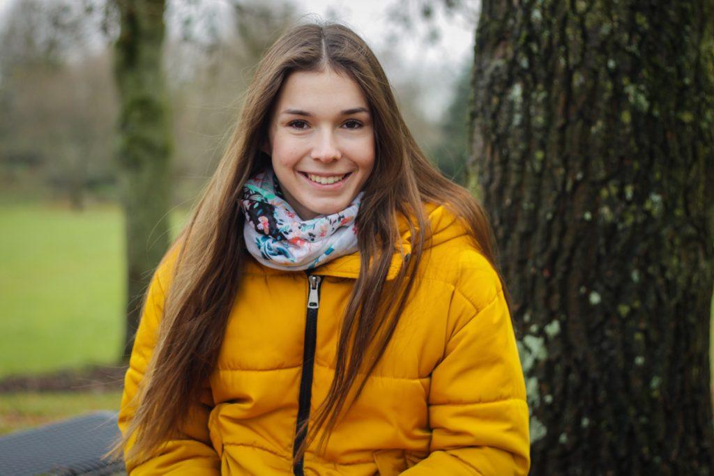 Jana Peters hat mit Hilfe ihrer Instagram-Gemeinschaft die Magersucht überwunden.