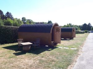 Campingfässer