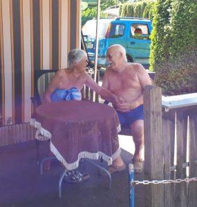 Elke und Gerd Hencke