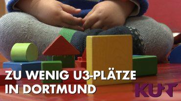 Zu wenige U3-Plätze in Dortmund