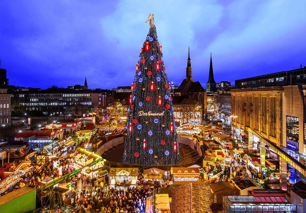 Dortmunder Weihnachtsmarkt Stände.Marketinginstrument Kirchen üben Kritik An Weihnachtsmarkt Kurt