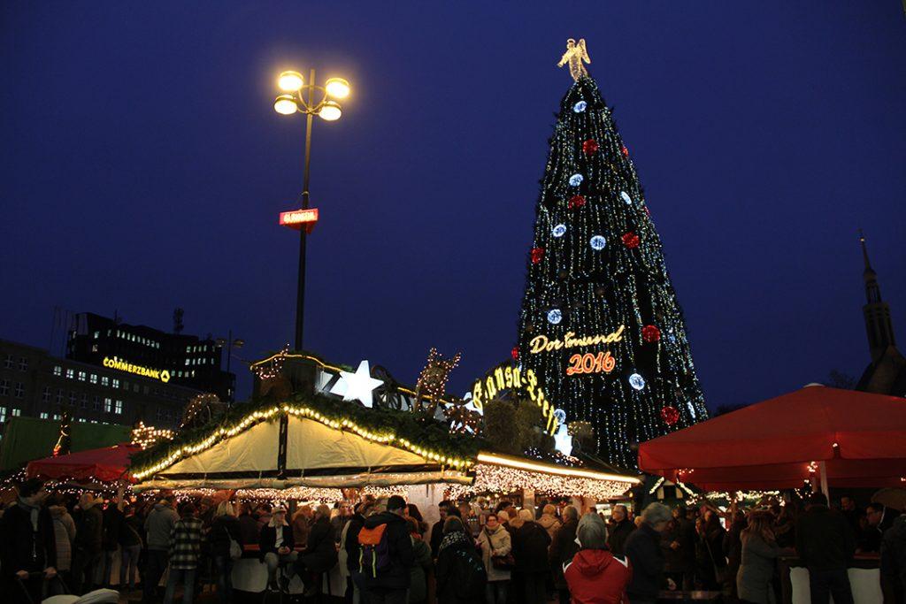 Dortmunder Weihnachtsmarkt Stände.Warum Der Weihnachtsmarkt Für Dortmund So Wichtig Ist Kurt