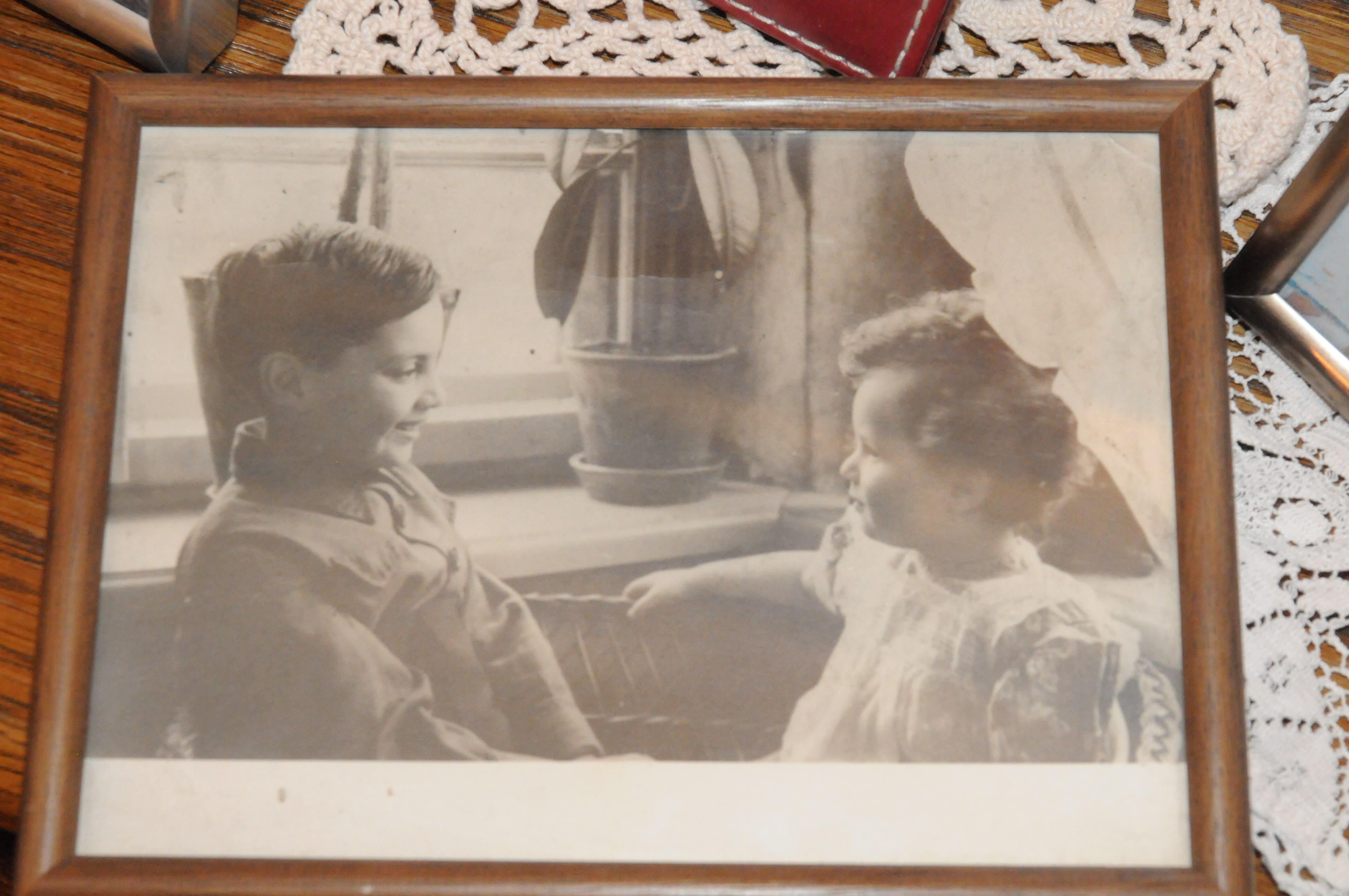 Tamar Dreifuss überlebte als fünfjährige den Holocaust. Foto: Lena Heising