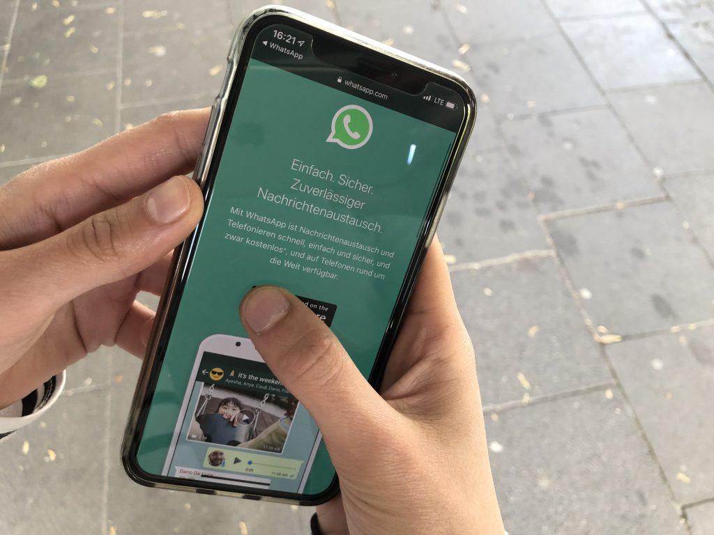 Whatsapp Video Abspielen Geht Nicht