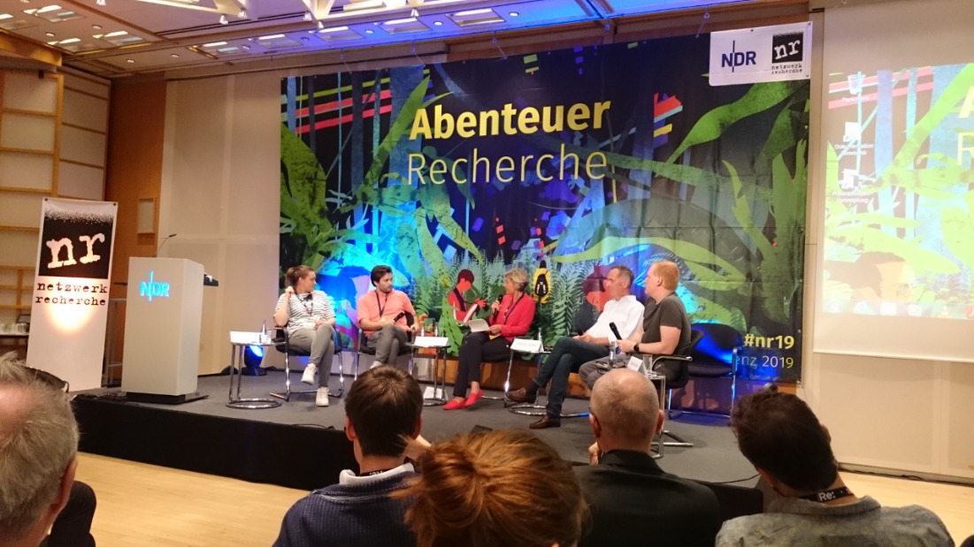 Jahreskonferenz von Netzwerk Recherche