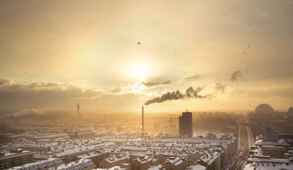 Luftverschmutzung sorgt laut einem UN-Experten für sieben Millionen Todesfälle pro Jahr. Foto: Petter Rudwall / Unsplash