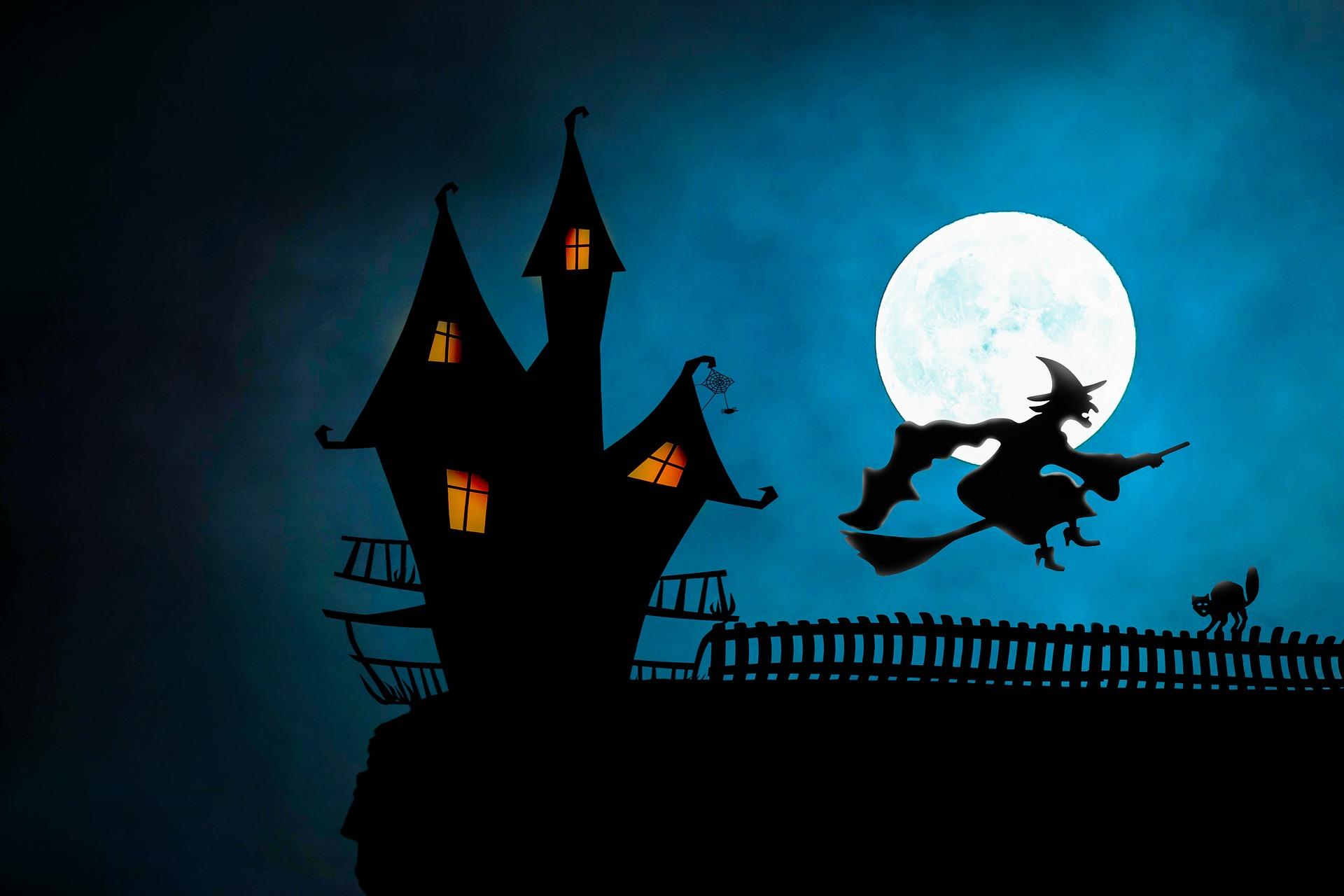 Halloween. Foto: pixabay.com/myriam-fotos