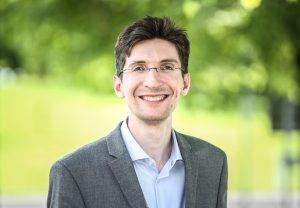 Sebastian Bergold ist Juniorprofessor an der TU Dortmund. Foto: Nikolas Golsch/TU Dortmund