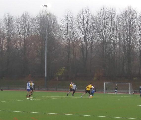 Uni-Liga-Finale an der TU Dortmund
