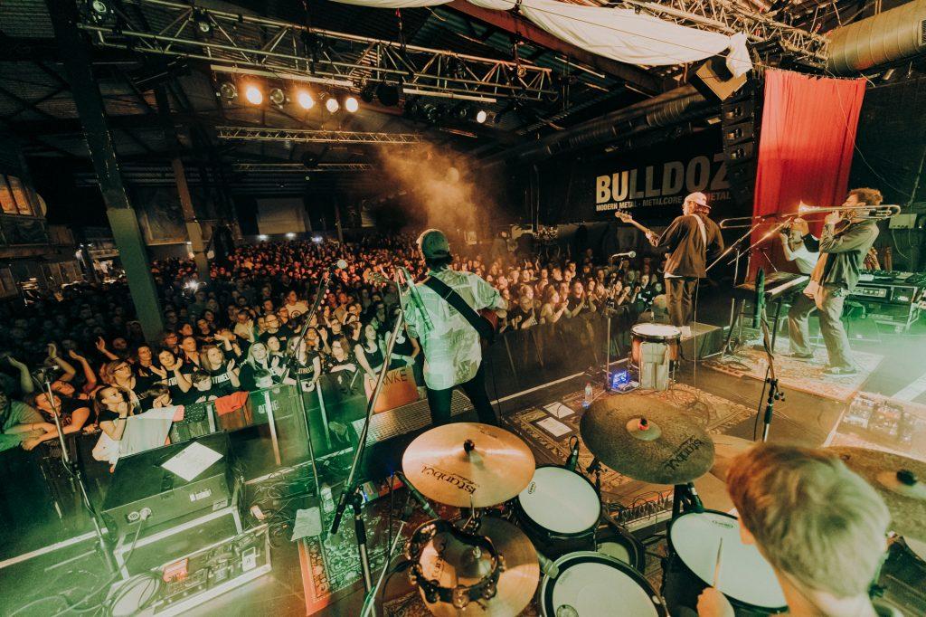 WoR auf der Bühne