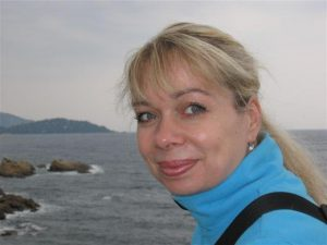 Interviewpartnerin Janet Wach