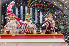 Karneval muss dieses Jahr wegen Corona ausfallen.