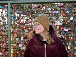 Klara hat noch ihre Wohnung in Köln, aber momentan studiert sie lieber von ihrer Heimat Stuttgart aus.