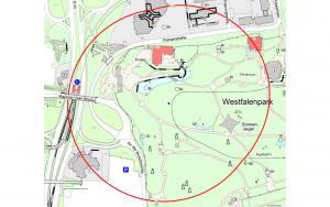 Drei Blindgänger im Westfalenpark entschärft – Verkehr war betroffen